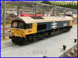 00 Gauge Bachmann 32-740SF Class 66 Diesel 66789'BRITISH RAIL' with DCC SOUND