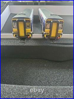 00 Gauge Realtrack Class 156 Dmu Twin Sound Dcc fitted
