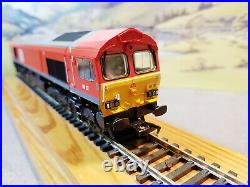 32-734BSF Bachmann Class 66/0 66117 DB Cargo DCC (Sound Fitted)