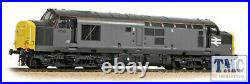 32-788DBDS Bachmann OO Gauge Class 37/0 37142 BR Engineers Grey (DCC Sound)