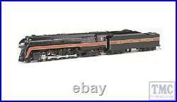 53201 Bachmann HO Scale Norfolk & Western 4-8-4 Class J #611 Railfan (DCC Sound)