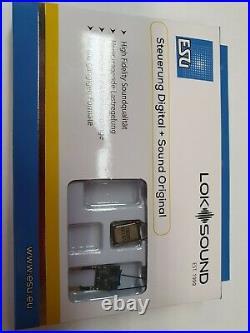 58731 ESU Loksound Micro V5.0 Kato Class 800 Sound Decoder Legoman Sounds Loaded
