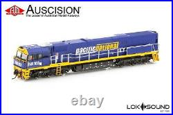 Auscision HO Scale NR Class Locomotive NR103 Pacific National (NR-23s)