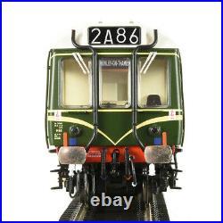 BNIB OO Gauge Bachmann 35-525SF DCC SOUND Class 121 DMU BR Green Speed Whiskers