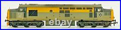 Bachmann 00 Gauge 32-785ds Class 37 Diesel Dutch Br Grey Yellow DCC Sound