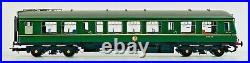Bachmann 00 Gauge 32-913 Class 108 Dmu 2 Car Br Green Whiskers DCC Sound