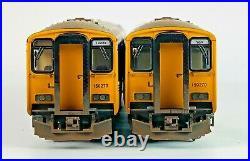 Bachmann 00 Gauge 32-936 Class 150 Dmu Regional Tmc Weathered DCC Sound