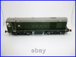 Bachmann 00 Gauge DCC Sound Fitted Class 20 Diesel No. D8123 BR Green NEW