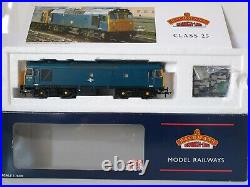 Bachmann 00 Scale Class 25/3 BR Blue Livery DCC Fitted DCC Sound