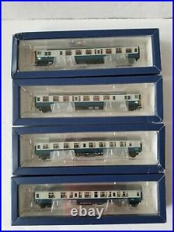 Bachmann 31-427A OO BR Class 411 4 Car CEP EMU Set with DCC Sound & Lighting