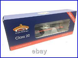 Bachmann 32-030DS OO Gauge BR Railfreight Class 20 No 20156 DCC SOUND
