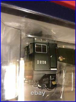 Bachmann 32-034DS Class 20 Diesel D8138 BR Green DCC Sound Fitted