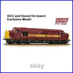 Bachmann 32-390DBDS Class 37 EWS DCC & sound on board OO/HO Scale