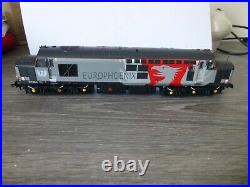 Bachmann 32-393ds Class 37/7 Europhoenix 37884 DCC Sound Fitted Amazing Rare