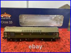 Bachmann 32-401DS Class 25/3 BR Two Tone Green DCC Sound