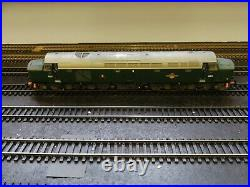 Bachmann 32-480DS Class 40 Diesel D211 Mauritania BR Green DCC Sound Weathered