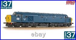 Bachmann 32-486SF Class 40 Diesel 40142 BR Blue DCC Sound