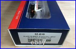 Bachmann 32-610 Class 90 90005 Financial Times Intercity Swallow DCC Sound