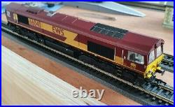 Bachmann 32-733DS Class 66 66040 in EWS livery DCC sound fitted
