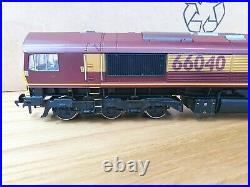 Bachmann 32-733DS Class 66 no. 66040. EWS Livery. DCC Sound fitted. OO Gauge