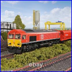Bachmann 32-734BSF OO Gauge Class 66/0 66117 DB Cargo DCC SOUND