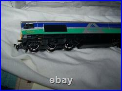 Bachmann 32-738 Class 66 GBRF Aggregate 66711 Sence Hornby DCC Sound