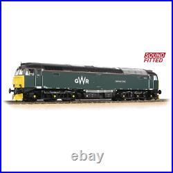 Bachmann 32-756ASF OO Gauge Class 57/6 57602'Restormel Castle' GWR DCC SOUND