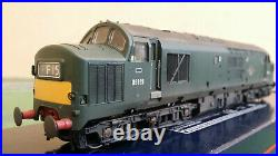 Bachmann 32-778 Class 37/0 D6826 Green, Weathered, South West Digital DCC Sound