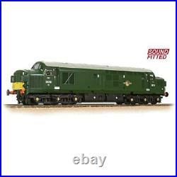 Bachmann 32-791DS OO Gauge BR Green Class 37 No D6739 DCC Sound New