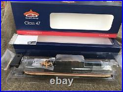 Bachmann 32-815 Class 47 47834 Intercity Swallow Firefly Weathered Dcc Sound