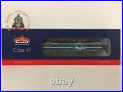 Bachmann 32-817SDDS Class 47/7 47714 in Anglia livery DCC Sound