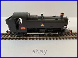 Bachmann 35-026SF 94XX Class Pannier Tank #9487 BR Black early crest DCC Sound