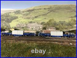 Bachmann & Accurascale. Class 20/3, KUA Flasks & Mk2 Barrier Carriages DCC SOUND