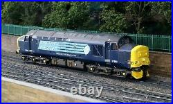 Bachmann Class 37 37682 DRS Compass Resprayed, sound-fitted and weathered