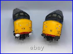 Bachmann Class 37 Drs Twin Pack. 32-381u. With Legomanbiffo DCC Sound Fitted