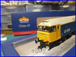 Bachmann Class 47 436 DCC SOUND FITTED HOWES LOKSOUND