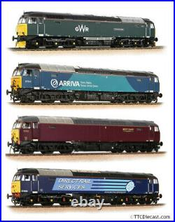Bachmann Class 57s, 3 Variants available inc SOUND, You Choose, OO Gauge