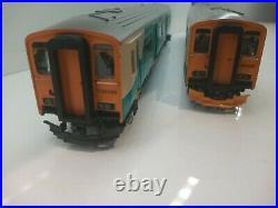Bachmann Class150/2 DMU 2 Car Arrive (DCC Sound)