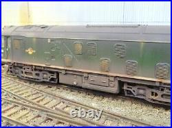 Bachmann DCC Sound Br Class 25 D5183 (lineside Weathered) 32-330ds