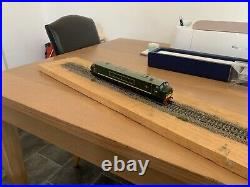 Bachmann DCC class 45 With Sound
