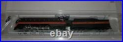 Bachmann N 4-8-4 N&W 611 Class J Steam Loco DCC & Sound #53253 NIB