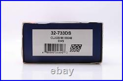 Bachmann OO 32-733DS Class 66 66040 EWS, DCC Sound