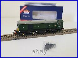 Bachmann OO GAUGE 32-034DS Class 20 DCC FACTORY FITTED SOUND D8138 SUPERB