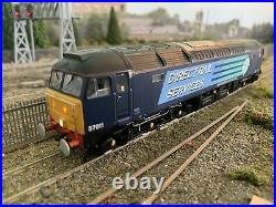 Bachmann OO Gauge 32-754 Class 57/0 57011 DRS Diesel Locomotive DCC Sound Fitted