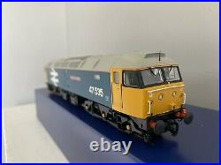 Bachmann Oo Gauge 31-650 Class 47 47535 Uni Of Leicester Br Large Logo DCC Sound