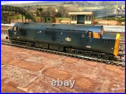 Bachmann class 37 DCC sound Weathered