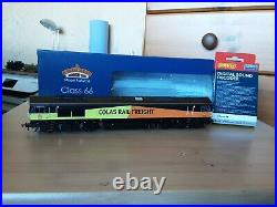 Bachmann class 66 dcc sound
