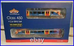 Bachmann'oo' Gauge 31-041 Southwest Trains Class 450 4 Car Emu DCC Sound