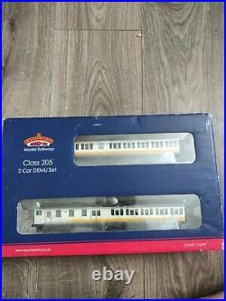 Bachmann'oo' Gauge 31-237z Class 205 Thumper Two Car Demu Dmu DCC Sound
