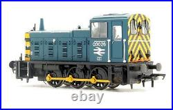 Bachmann'oo' Gauge 31-368ds Class 03 Br Blue Wasp Stripes Shunter DCC Sound